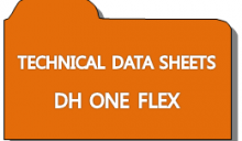 [Technical Data Sheets] DH One Flex
