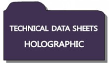 [Technical Data Sheets] Holographic