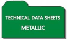 [Technical Data Sheets] Metallic